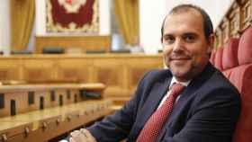 El socialista Pablo Bellido, nuevo presidente de las Cortes de Castilla-La Mancha