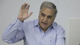 Fernando Ferrando, presidente de la Fundación Renovables, en una imagen de archivo de El Español.