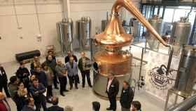 Dstila, la primera escuela de Madrid para aprender a destilar licores