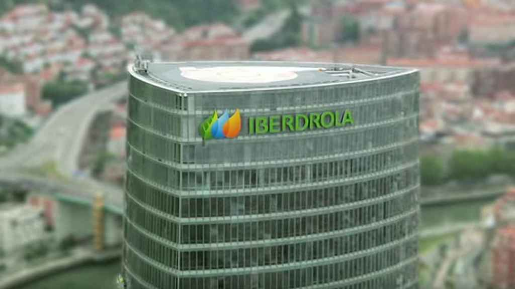 Imagen de la torre Iberdrola.