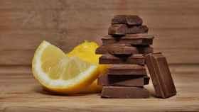 chocolate dulce limon