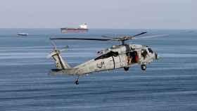 Un helicóptero estadounidense en una imagen de archivo.