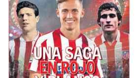 La portada del diario AS (21/06/2019)
