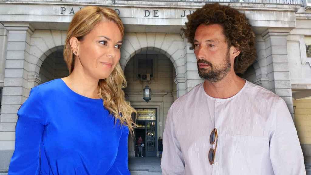 María José Campanario y José Antonio León en un combo de Jaleos.