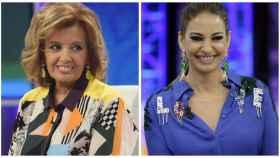 María Teresa Campos y Mariló Montero en montaje JALEOS.