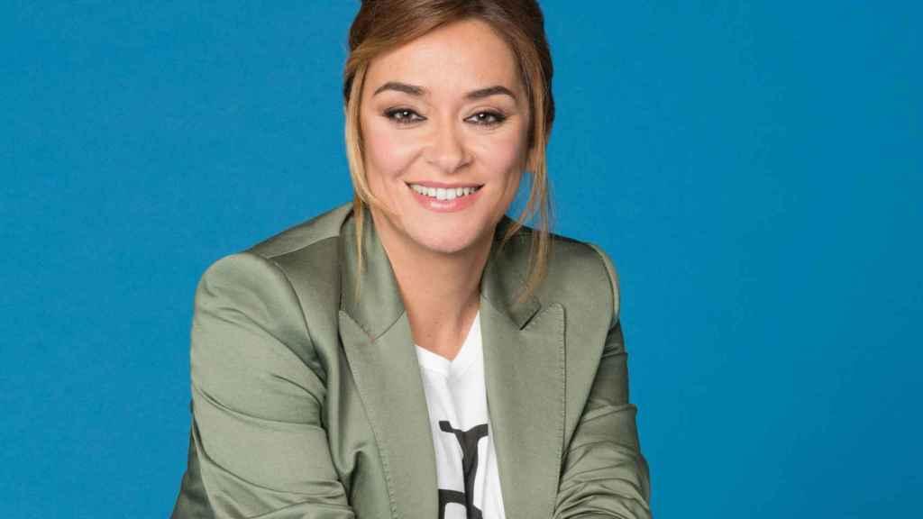 Toñi Moreno, presentadora de Canal Sur y Mediaset España.