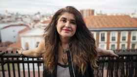 La escritora Lucía Etxebarría en imagen de archivo.