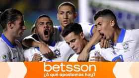 Gana 60 euros con la victoria de Brasil a Perú en la Copa América
