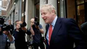 El favorito absoluto para suceder a Theresa May, Boris Johnson