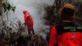 Un incendio en una fábrica de Indonesia podría haber dejado una treintena de muertos