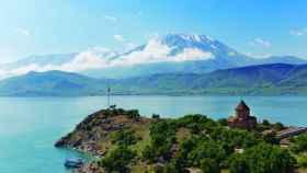Paisaje de Armenia.