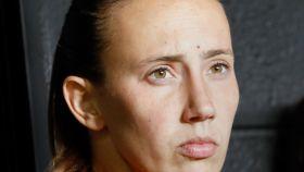 Virgina Torrecilla, futbolista de la selección española de fútbol femenino