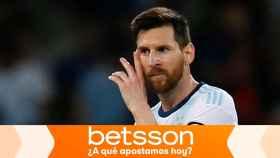 Triplica tu apuesta si Messi es el primero en anotar en el Catar - Argentina