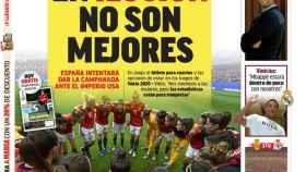 Portada diario MARCA (24/06/2019)