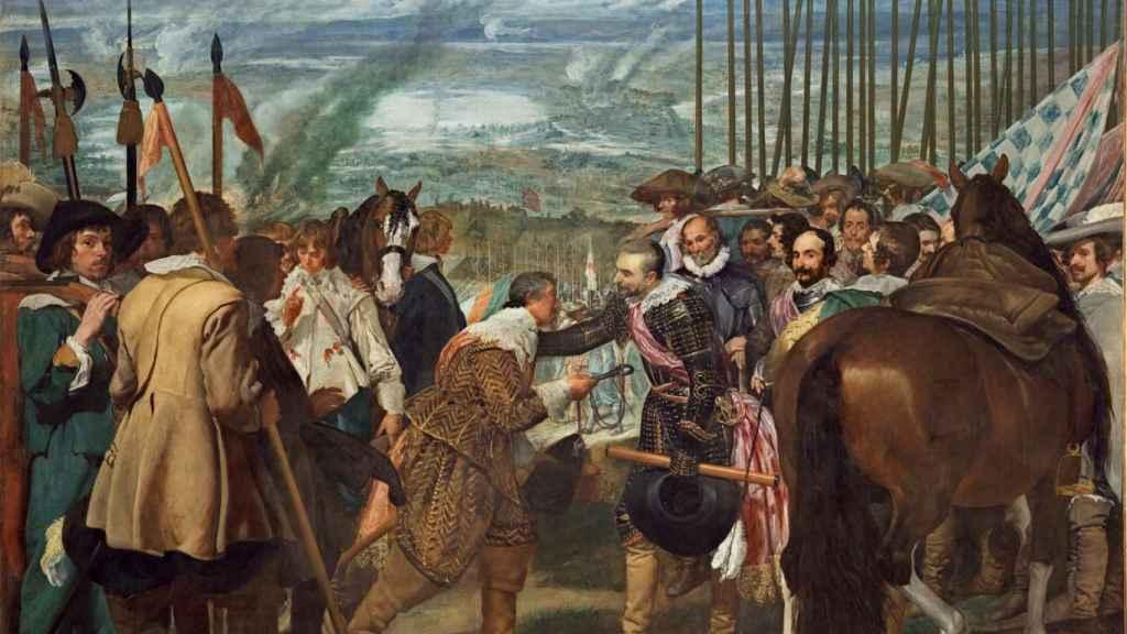 La rendición de Breda (1634).