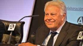 Felipe González, expresidente del Gobierno, en el XII Foro Atlántico.