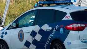 El joven se ha salvado la vida gracias a la rápida actuación de los agentes. Foto: Europa Press.