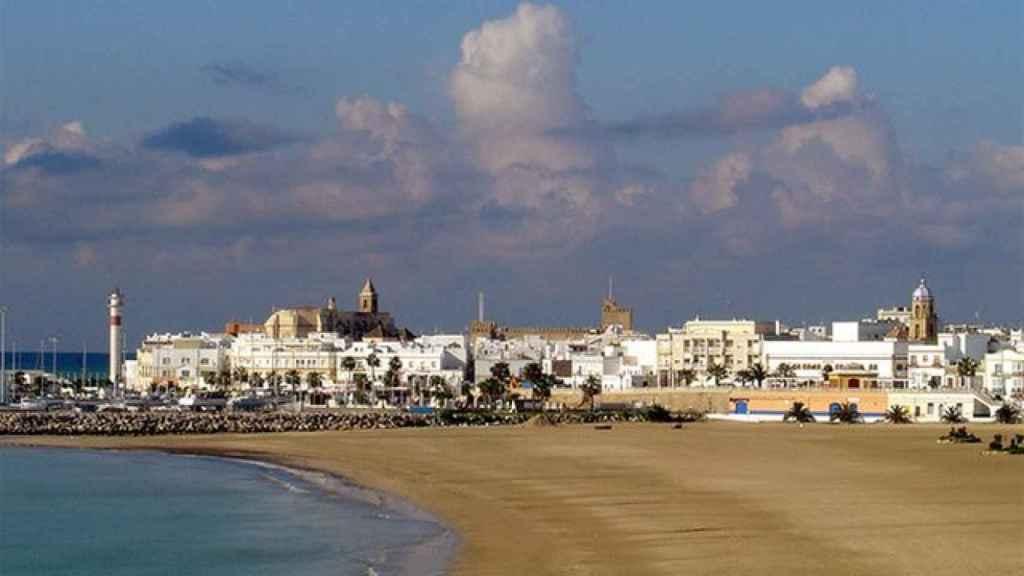 Playa El Chorrilo