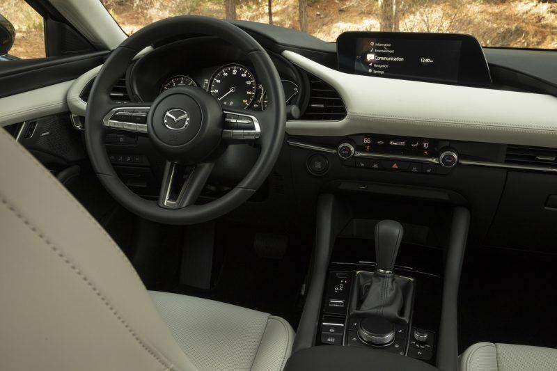 Mazda pantalla