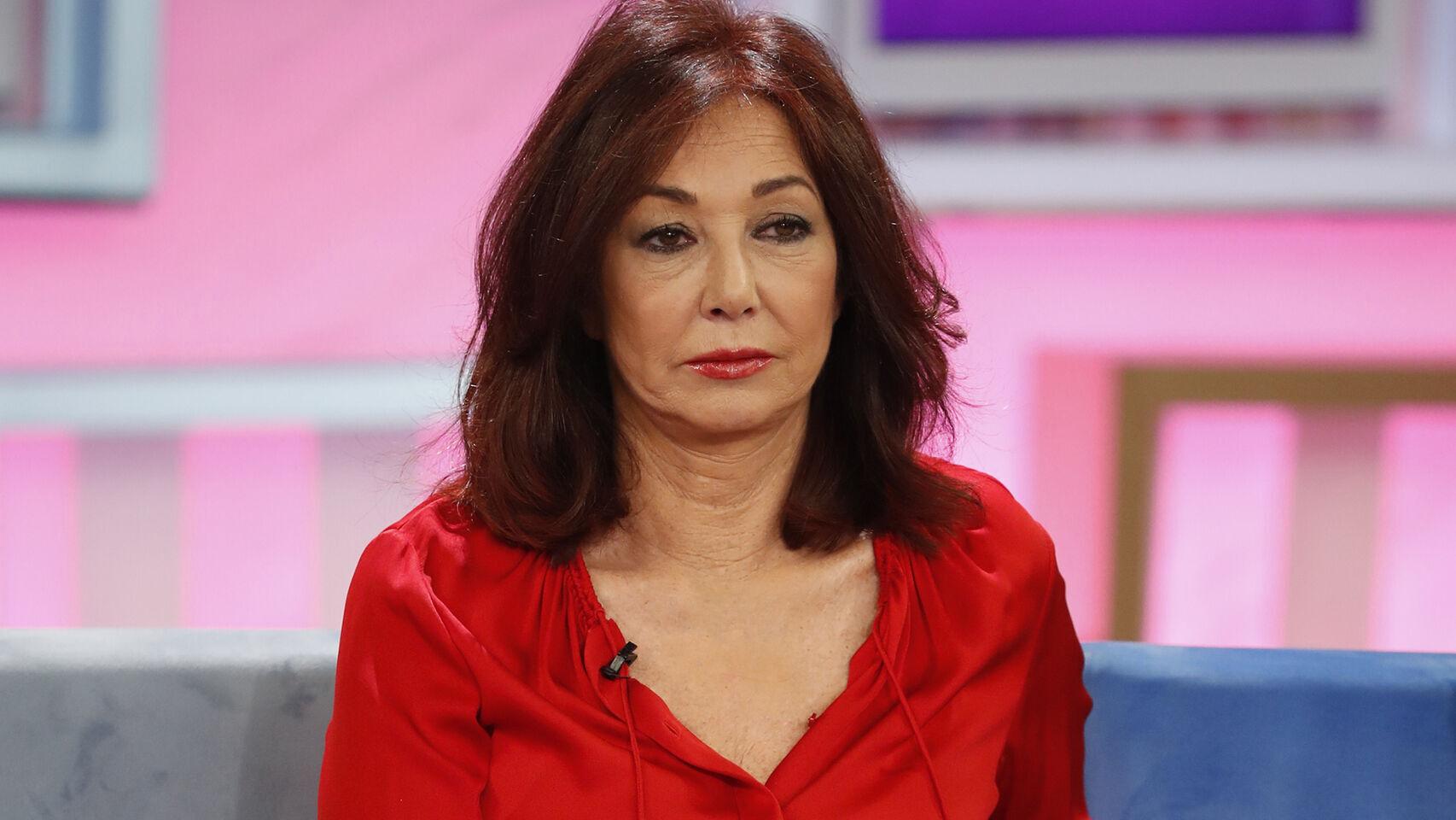 Ana Rosa Quintana durante uno de los programas de 'AR'.