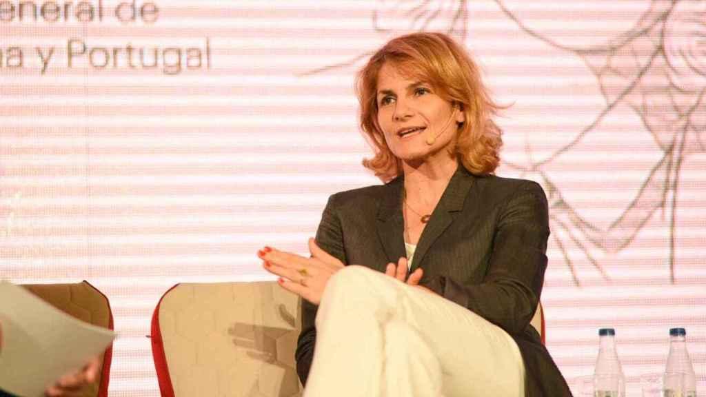 Fuencisla Clemares, directora general de Google España y Portugal, durante el evento Forbes Summit Digital Value.