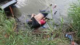 Un padre y su hija fallecen en el río Bravo (México).