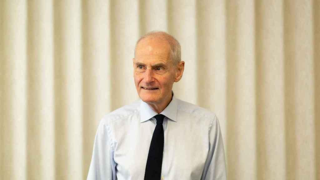 David Jenkins, pionero de la nutrición moderna. Universidad de Toronto.