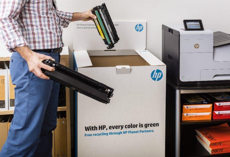 HP sostenible