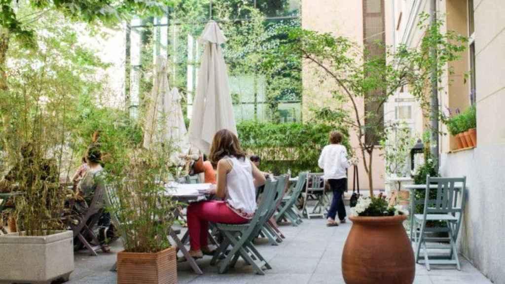 Foto: Café Bistrot del Instituto Francés