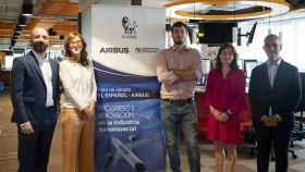 Fotografías Foro de Debate EL ESPAÑOL - Airbus