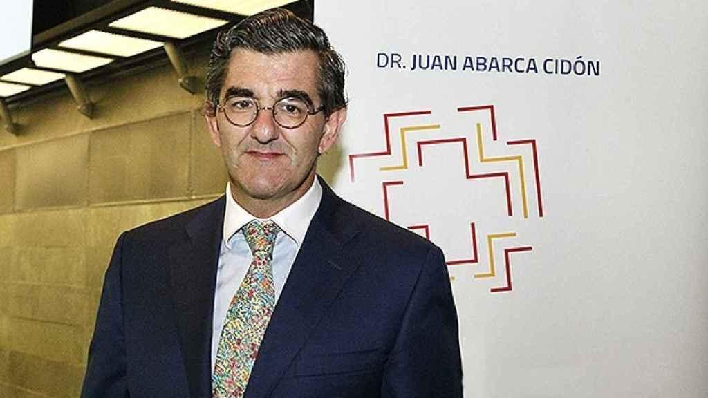Juan Abarca, presidente de la Fundación IDIS.