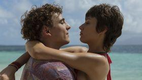 Fotograma de la nueva temporada de 'La Casa de Papel'.