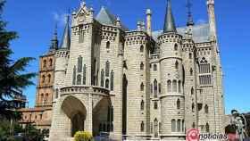 Foto Palacio-Episcopal-de-Astorga1