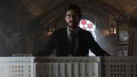 Fotograma de la tercera temporada de 'La Casa de Papel'.
