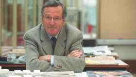 Rafael Moneo, arquitecto reconocido con el 'honoris causa' por la Universidad de Navarra.