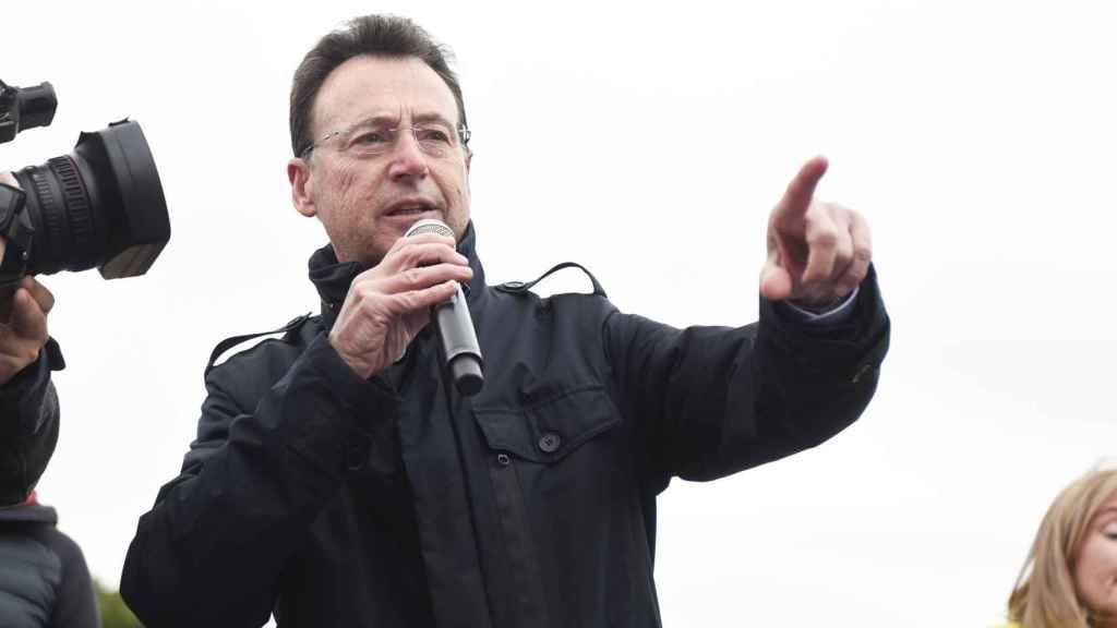 El presentador Matías Prats.