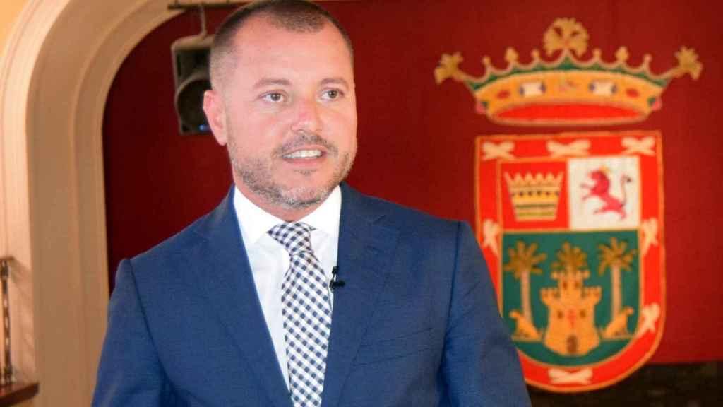 Teodoro Sosa, alcalde de Gáldar.