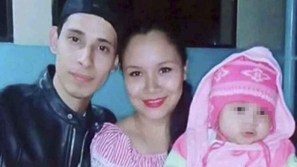 Óscar, Tania y Valeria, la familia tras la dramática fotografía que simboliza el drama de la inmigración a EEUU.