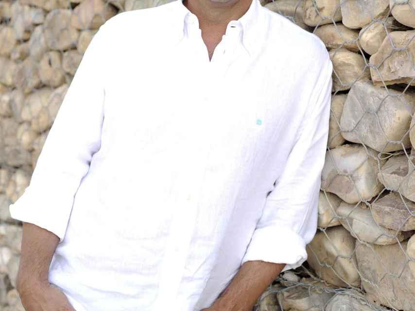 Santi Acosta en una imagen de 2013.