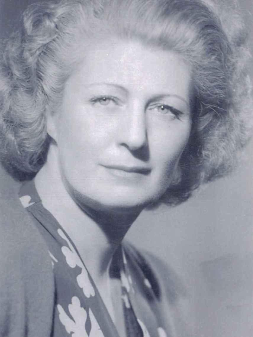 Elisabeth Mulder.