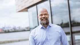Eckart Diepenhorst, CEO de MyTaxi.