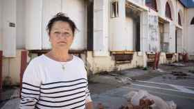 Juana Hermoso, de 62 años, reclama que se le devuelva la paga por invalidez concedida en 2003.