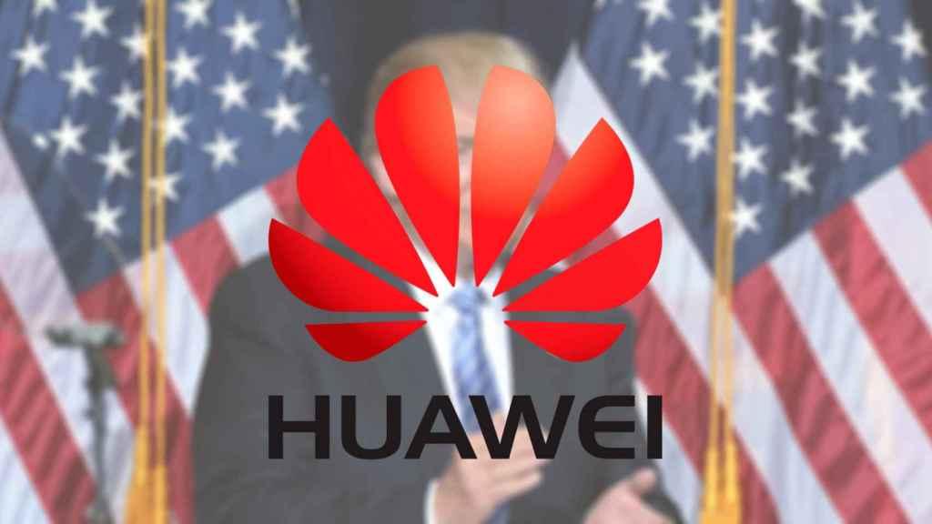 Donald-Trump-Huawei