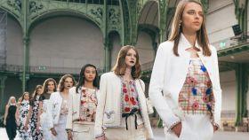 Último desfile de Chanel Colección Crucero.