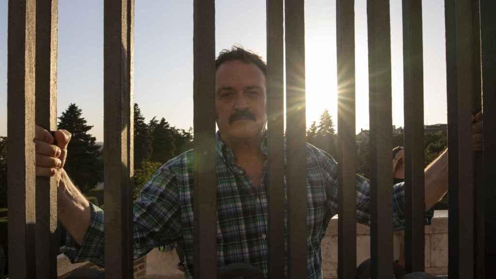 César Vea, prisionero del sol