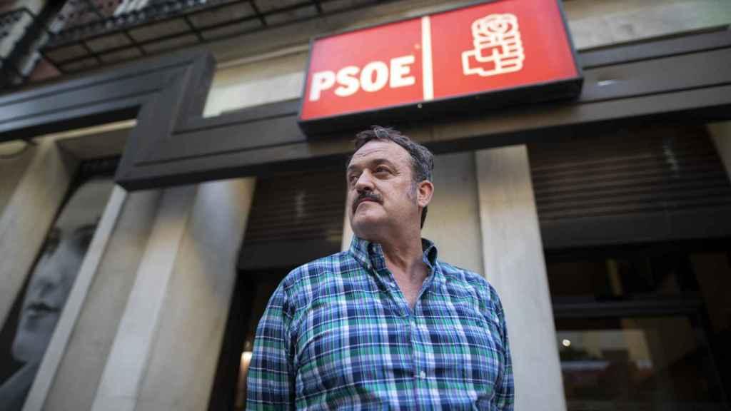 """Arruinado, el actor César Vea se pone en huelga de hambre: """"Nos engañaron con las renovables"""""""