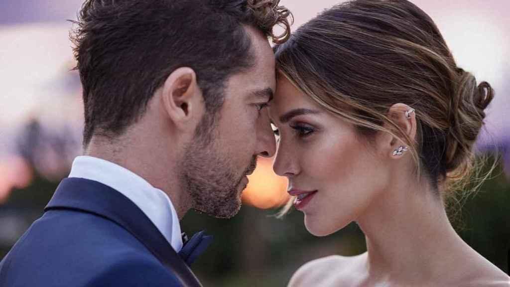 David Bisbal y Rosanna, se juraron amor eterno en plena intimidad.