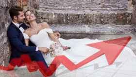Rosanna Zanetti, un año de Sra. Bisbal: las pruebas de su discreto ascenso profesional e 'influencer'