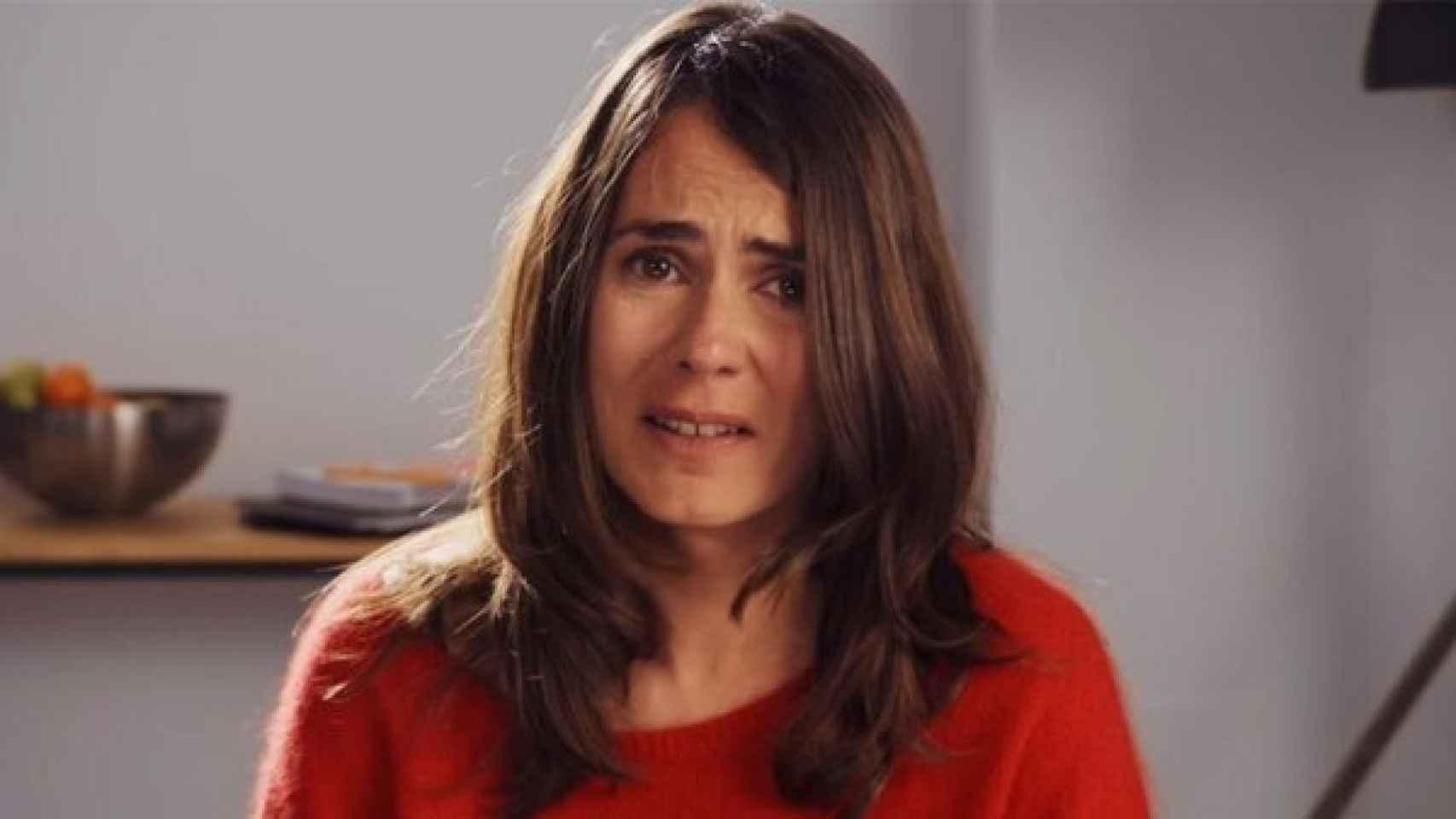 Anna Allen en 'Paquita Salas'.
