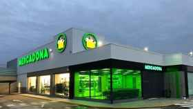 Un supermercado Mercadona en una imagen de archivo.